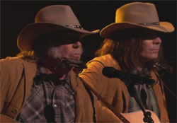 Jimmy Fallon & Neil Young do Old Man
