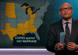 Larry Wilmore gay rights
