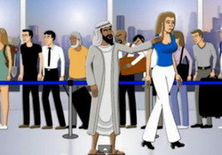 If Jesus Returned Today, the NSA Greets Him. Cartoon Video