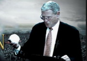 "SNOWBALL AND THE DUMB MAN: Senator Jim Inhofe Uses A Snowball To ""Disprove"" Climate Change"