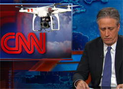 Cnn Drones in Selma