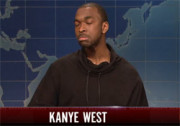 SNL weekend update kanye west