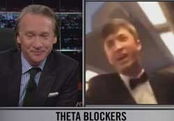 New Rules Bill Maher, fraternities suck!