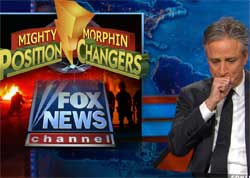 Fox News ferguson vs benghazi