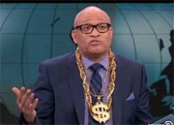 Larry wilmore, race and starbucks