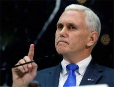 Mike Pence makes stupidity a religion