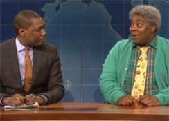 SNL Weekend Update, Spring stories with Willie