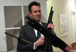 Jordan Klepper and the G-word