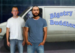 Wilson & Zimmerman Bigotry Busters TV show