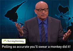 Survey monkey and the death penalty larry wilmore