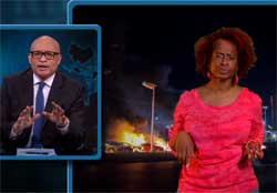 Larry Wilmore baltimore momma time
