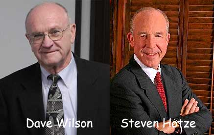 Houston Christian Bigots Steven Hotze and Dave Wilson