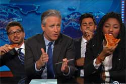 Daily Show DONT SHOOT PEOPLE
