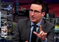 Last Week Tonight with John Oliver- Uganda Anti Gay Law Overturn, Thanks Obama