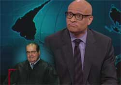 Larry Wilmore and the Jiggery pokery