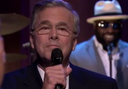 Jimmy Fallon  Slow Jams the News with Jeb Bush