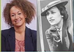 Keith Olberman: Rachel Dolezal and Effa Manley  Passing for Black