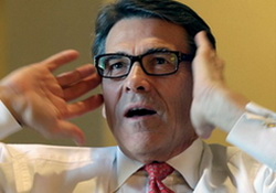 Rick Perry: Charleston 'Accident' About Drugs, Not Gun Violence, Racism