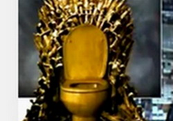 Last Week Tonight with John Oliver: Turkish Game of Golden Thrones. President Flushed in Election Due to Gold Toilet
