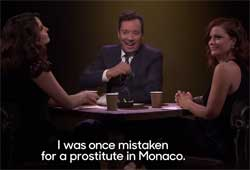 Jimmy Fallon, Tina Fey and Amy Poehler tell all!