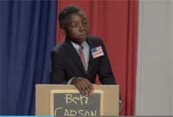 Republican Children do the Debates