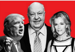 LEAKED: Roger Ailes Calls Donald Trump  Talks Kelly FOD