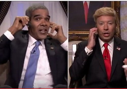 Jimmy Fallon: Obama Calls Donald Trump with Debate Advice