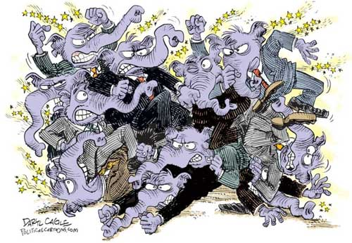 The Republican Party Rumble