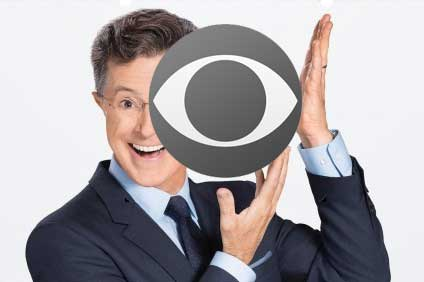 CBS No more clips from Late Show with Stephen Colbert