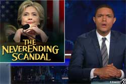 Hillary Clinton Wins Bengahzi Debate by refraining from telling Republicans to kiss her ass