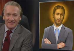 Bill Maher editorial, Supply Side Jesus, Oct 2 2015