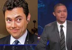 Trevor Noah Makes fools of Jason Chaffetz and the NRA and