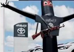 Last Week Tonight With John Oliver Isis Really Loves Toyota Trucks