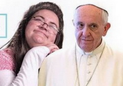 Kim Davis Met The Pope On
