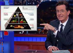 Stephen Colbert, Ben Carson right about the pyramids!
