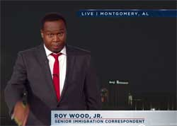 Daily Show Roy Wood Jr explains how Alabama will discriminate against Syrians