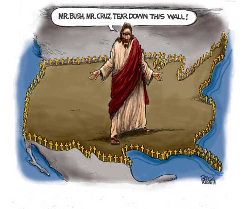 Republicans, tear down this wall
