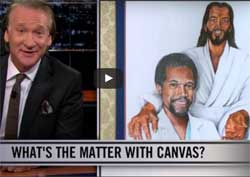 New Rules Bill Maher, End Times upon us, Nov 20 2015
