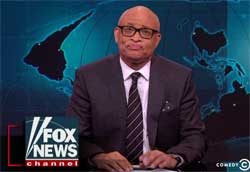 Larry Wilmore, Fox News vs African Americans