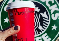 @ Midnight - Starbucks Declares War on Christmas Cups - Or Not - Video nsfw