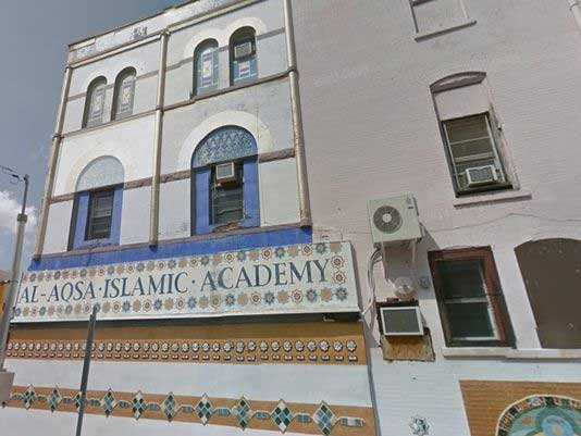 Pig head tossed at Philly mosque draws ire