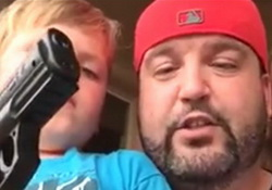 Christian Vigilante Joshua Feuerstein Called for Planned Parenthood Violence - video