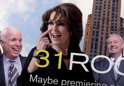 Sarah Palin Attempts to Mock Tina Fey in