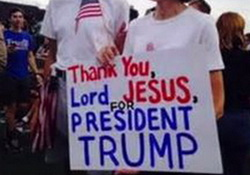 If Jesus And Reagan Came Back Today - Would the GOP Know Them ?