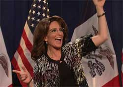 SNL COLD OPEN, Sarah Palin endorses Donald Trump, Jan 23 2015