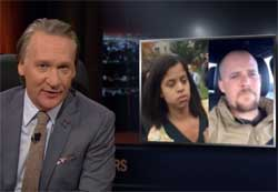 New Rules Bill Maher fails his own false moral equivalency test