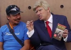 Donald Trump Goes To Mexico - Comedy video