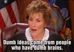 College Grads Think Judge Judy is on the Supreme Court !