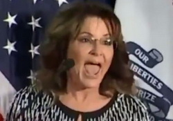 Sarah Palin At A Donald Trump Rally,  Lowlight Compilation - Funny or Die