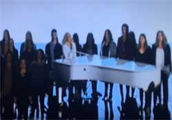 Till it Happens to You, Lady Gaga at the Oscars